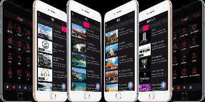 Showcase of FlaminGO! The Phuket App for travelers and locals