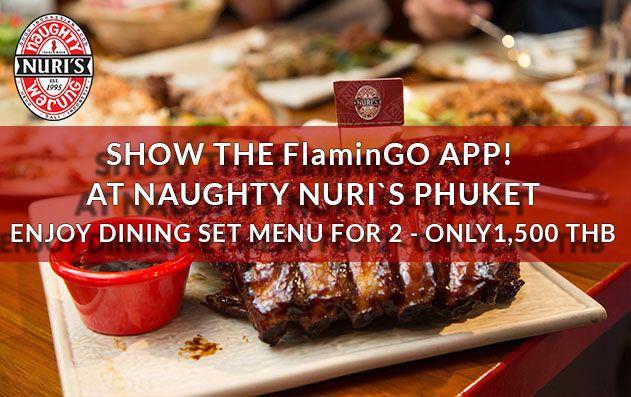 Flamingo Low Season Promotion Rental Motor Patong Naughty Nuris 2