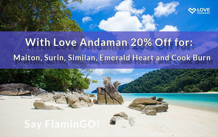 Loive Andaman Promotion