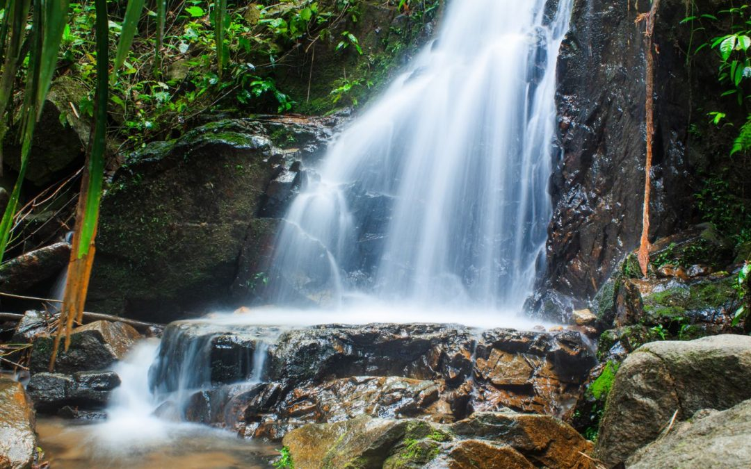 Waterfalls to explore in Phuket