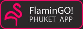FlaminGo! The Phuket App Logo