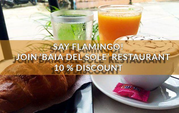 Flamingo Low Season Promotion Baia Del Sole 3